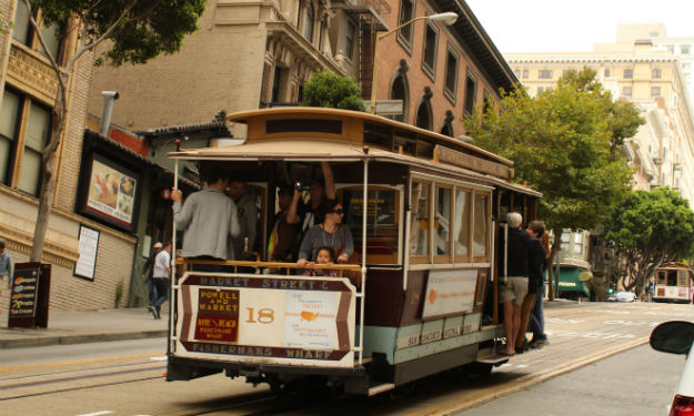 Bonde San Francisco