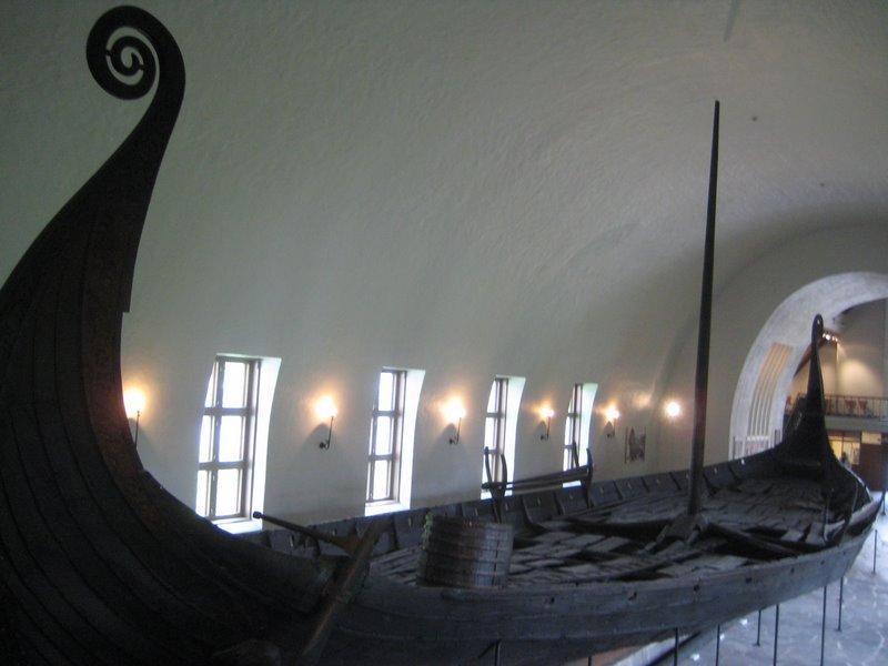museu de barcos vikings_barco oseberg