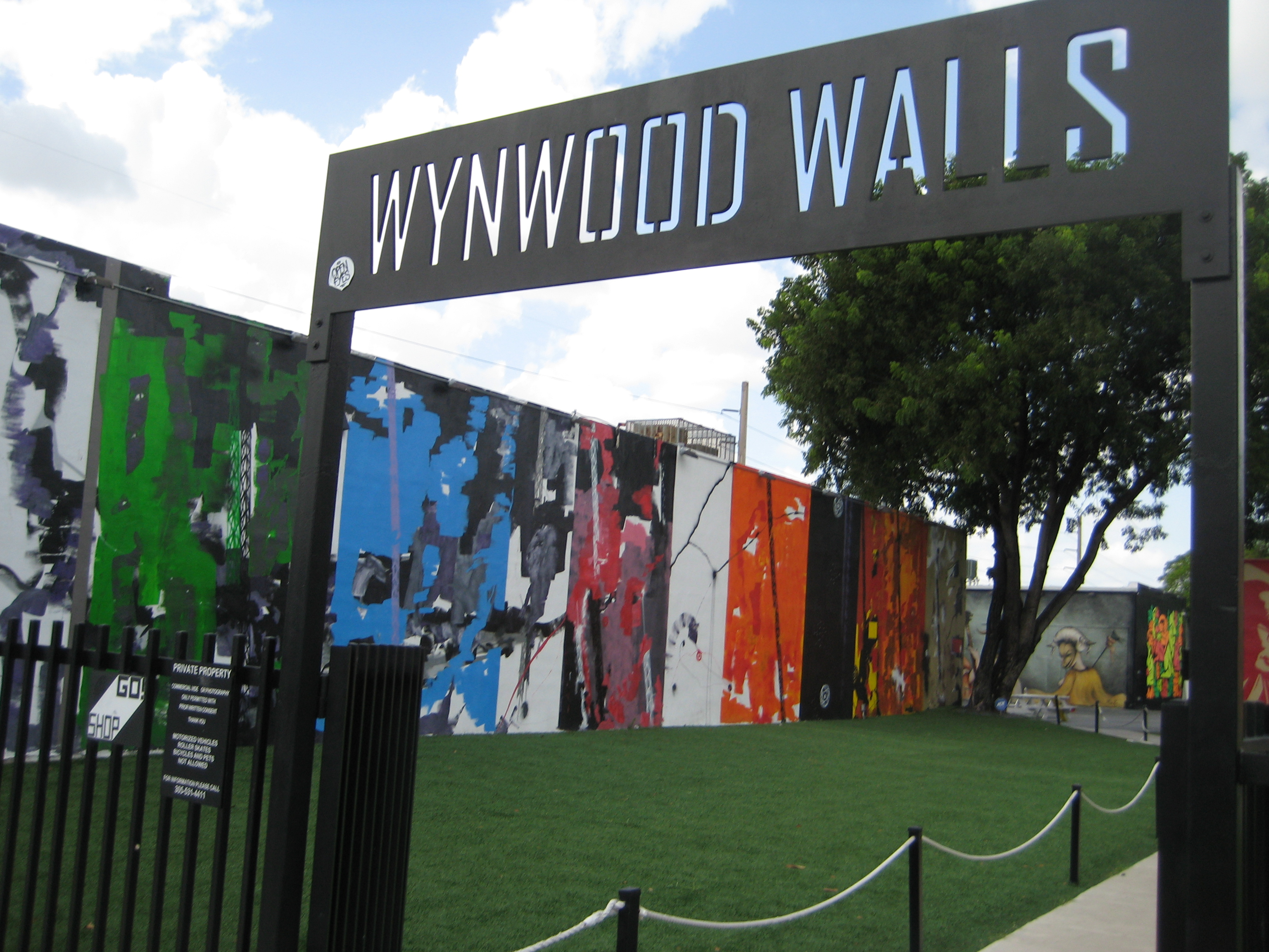 Wynwood Walls - Entrada