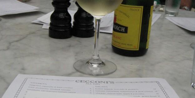 Dica Restaurante Miami : Cecconis