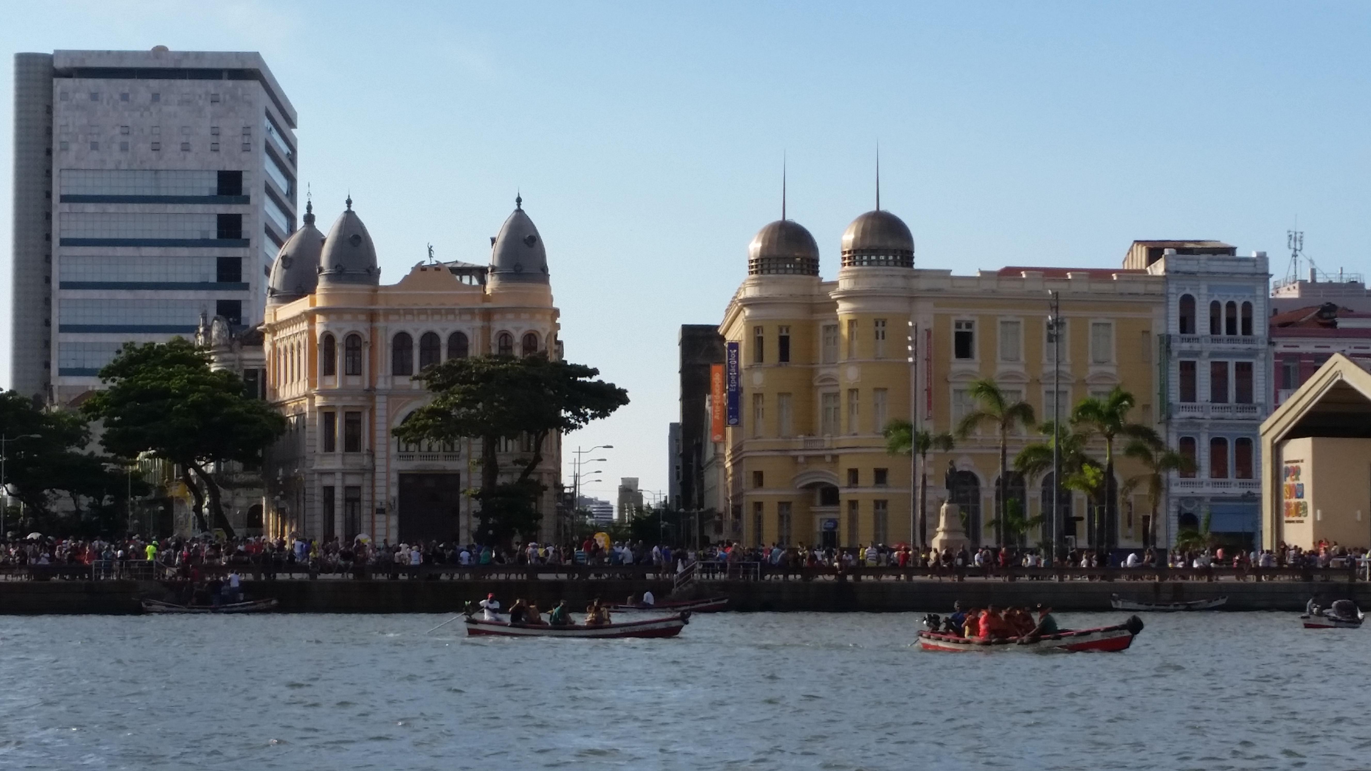 Marco Zero - Recife Antigo