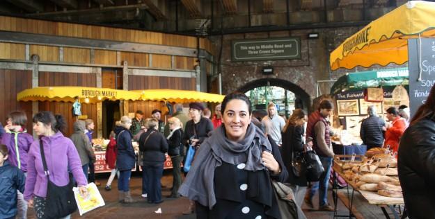 Borough Market – Mercado Gastronômico em Londres