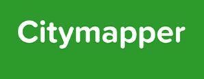 Aplicativo de viagem: Citymapper
