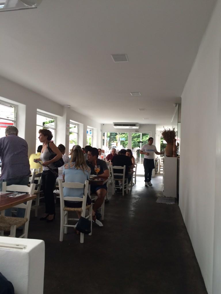 Kouzina - restaurante grego em São Paulo