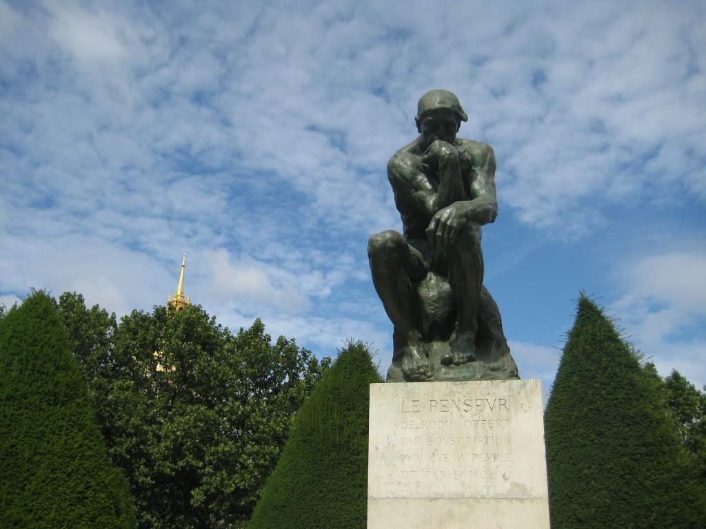 Museu de Rodin em Paris
