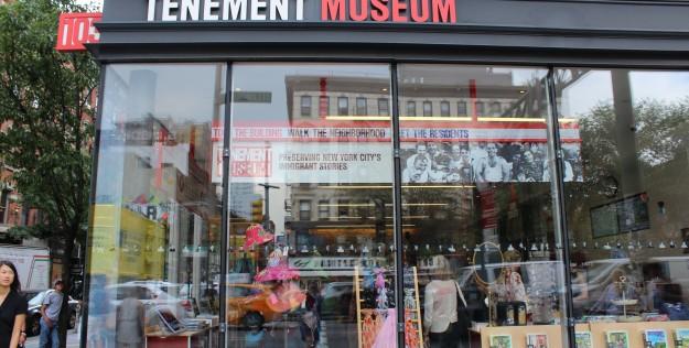 New York: Tenement Museum