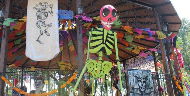 Dia dos Mortos na Cidade do México