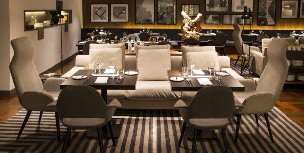 Curitiba: Restaurante Nômade no Hotel Nomaa