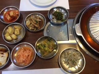 Restaurante coreano em São Paulo: Bicol