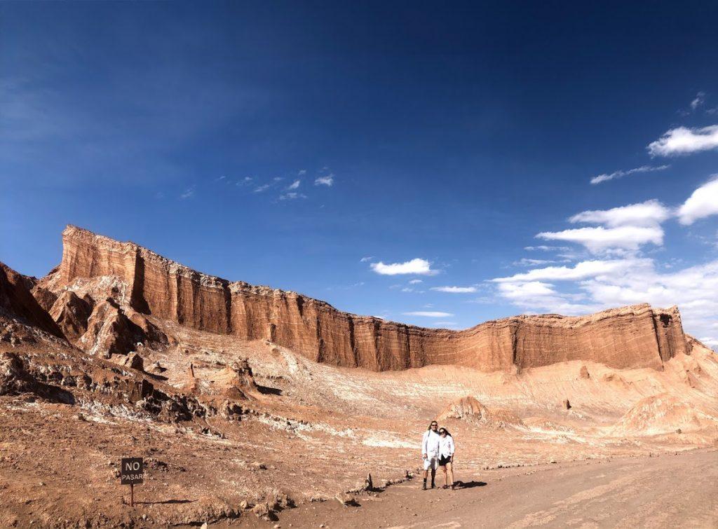 Deserto do Atacama - Vale da Lua