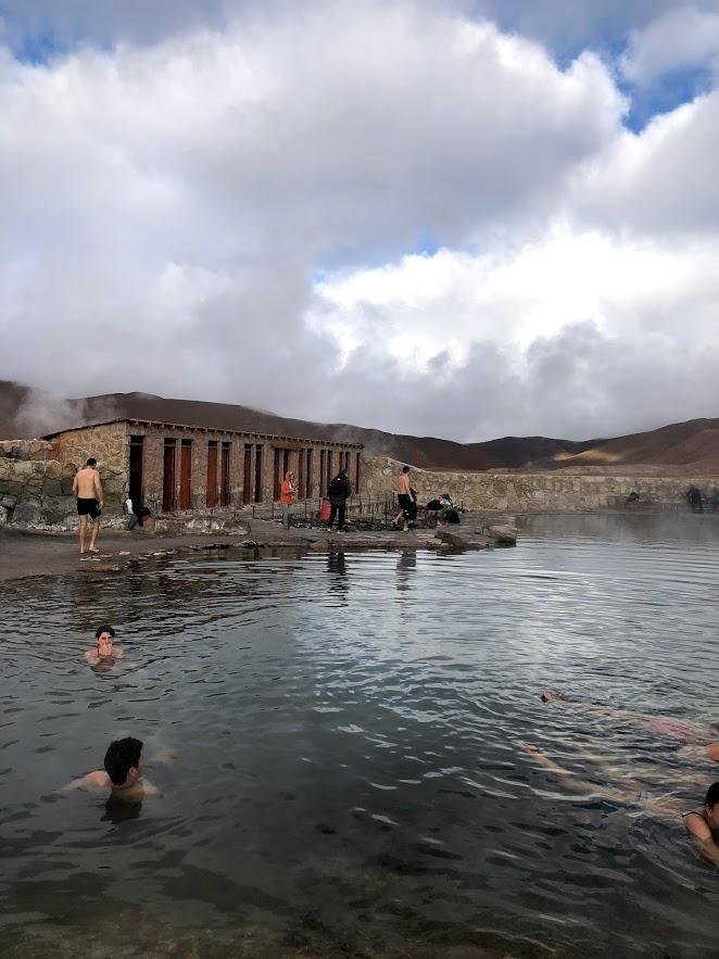 Geyser del Tatio - Deserto do Atacama