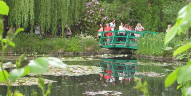 Arredores de Paris: o lindo jardim de Monet em Giverny