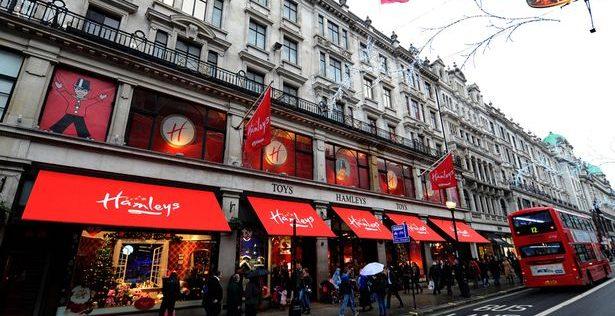 Compras em Londres: Oxford e Regent Street